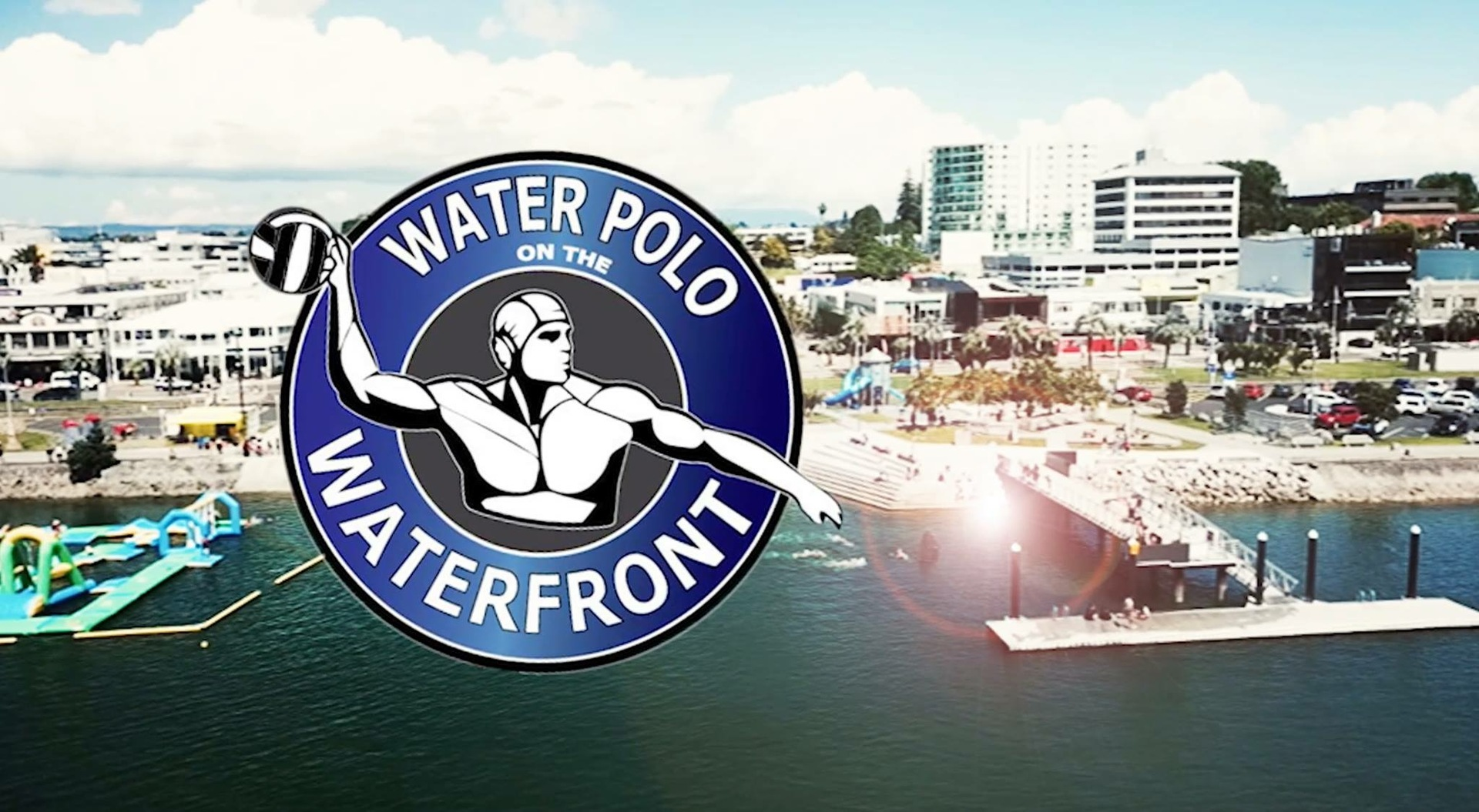 waterpolo on the waterfront