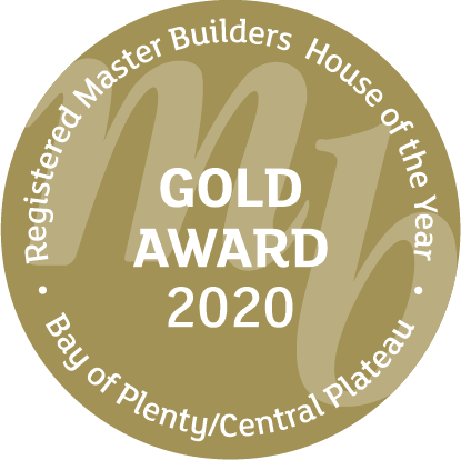Master Builder's House of the Year 2020 – Regional Category and Gold Award Winner